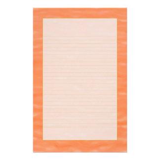 Kantoorbehoeften van de Zonsondergang van de Briefpapier