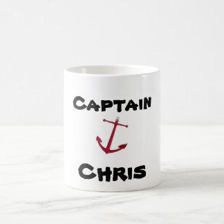 Kapitein, Chris Koffiemok