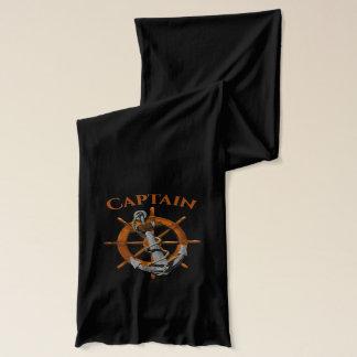 Kapitein en ZeevaartAnker Sjaal