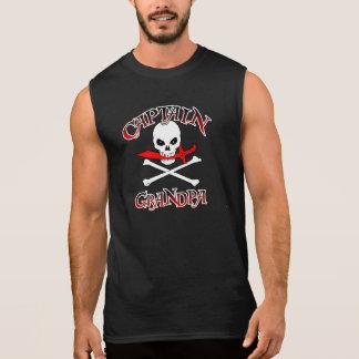 Kapitein Grandpa T Shirt
