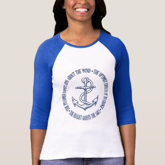 Kapitein Realist T Shirt