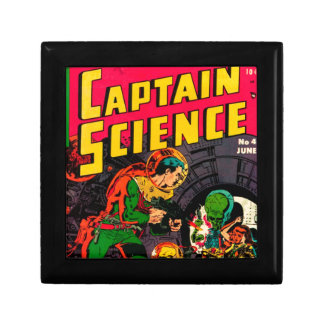Kapitein Science -- Vampieren: Waarheid of Fictie? Decoratiedoosje