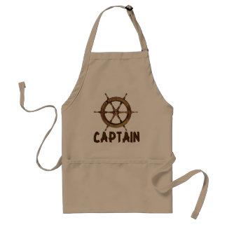 Kapitein Standaard Schort