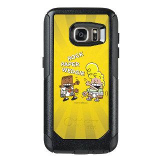 Kapitein Underpants | het Document Wedgie van de OtterBox Samsung Galaxy S7 Hoesje