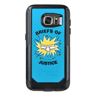 Kapitein Underpants   Memoranda van OtterBox Samsung Galaxy S7 Hoesje