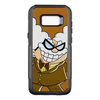 Kapitein Underpants   Professor Poopypants OtterBox Commuter Samsung Galaxy S8+ Hoesje