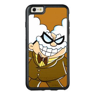 Kapitein Underpants   Professor Poopypants OtterBox iPhone 6/6s Plus Hoesje