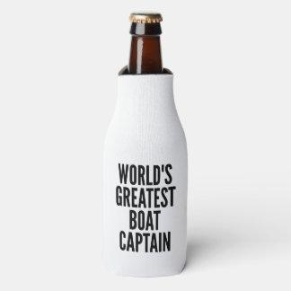 Kapitein van de Boot van werelden de Grootste Flesjeskoeler