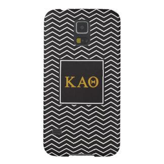 Kappa Alpha- Theta | het Patroon van de Chevron Galaxy S5 Hoesje