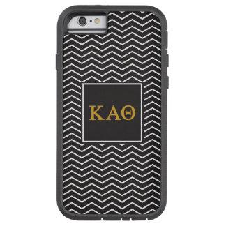 Kappa Alpha- Theta | het Patroon van de Chevron Tough Xtreme iPhone 6 Hoesje