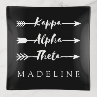 Kappa Alpha- Theta | Pijlen Sierschaaltjes