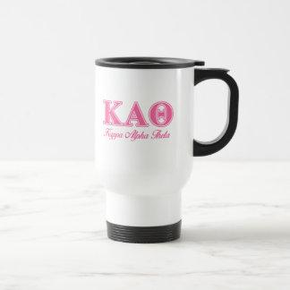 Kappa de Alpha- Roze Brieven van de Theta Reisbeker