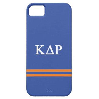 Kappa DeltaRho | Streep van de Sport Barely There iPhone 5 Hoesje