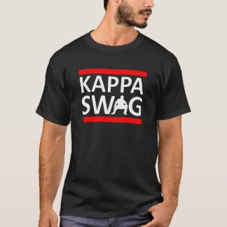 Kappa (Zwarte) Swag T Shirt