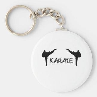 Karate Sleutelhanger