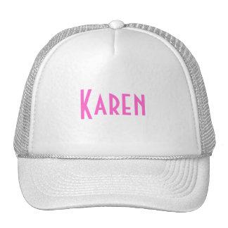 Karen Trucker Cap