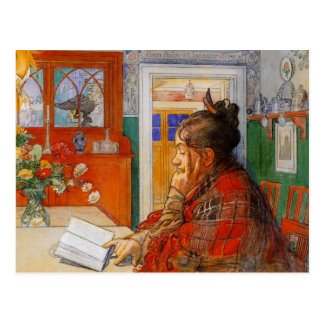 Karin Reading Briefkaart