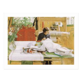 Karin Sewing Briefkaart