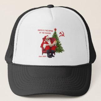 Karl Marx Santa Trucker Pet