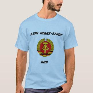 Karl-Marx-Stadt, Ddr, Chemnitz, Duitsland T Shirt