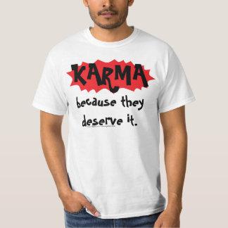Karma T Shirt