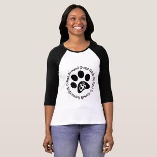 Karma Vriendelijk is aan Dieren wat rond komt T Shirt