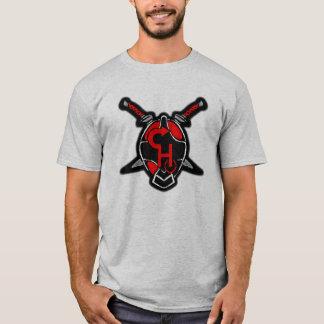 Karmozijnrode Helden T Shirt