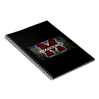 Kastanjebruin notitieboekje MNHHS Notitieboek