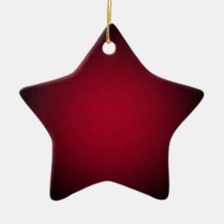Kastanjebruine Centrum Lijst ~ van het achtergrond Keramisch Ster Ornament