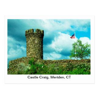 Kasteel Craig Postcard Briefkaart