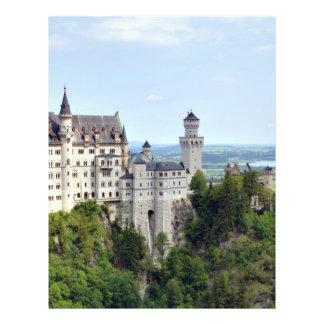 Kasteel Neuschwanstein Beieren Duitsland Folders