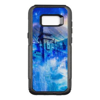 Kasteel van Glas OtterBox Commuter Samsung Galaxy S8+ Hoesje