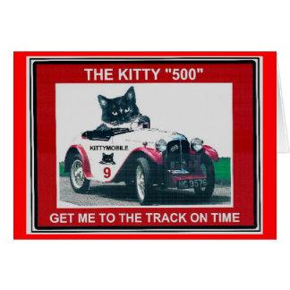 """KAT """"500 """" KAART"""