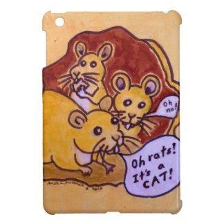 Kat en Muis Hoesjes Voor iPad Mini