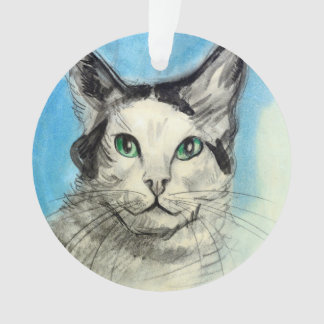 Kat in Blauw, Francis Picabia Ornament