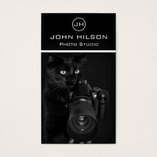 Kat met de Camera - het Visitekaartje van de Visitekaartjes