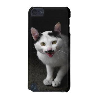 Kat met Snor iPod Touch 5G Hoesje