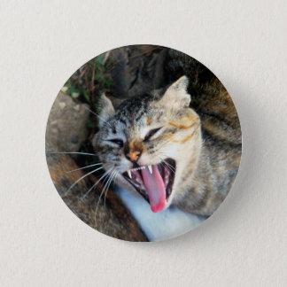 Kat Ronde Button 5,7 Cm