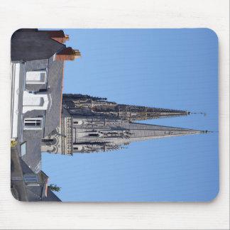 Kathedraal Heilige Maurice in Angers in Frankrijk Muismat