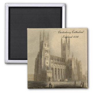 Kathedralen van de Reeks van Engeland: Canterbury Magneet