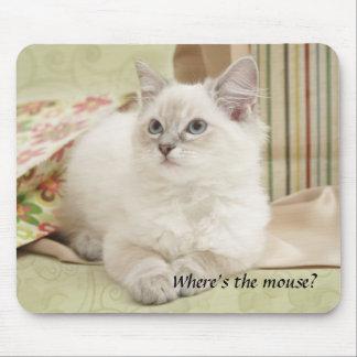 katje mousemat muismat