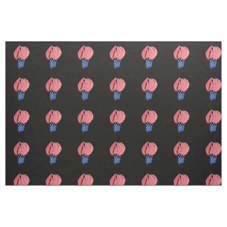 Katoenen van Pima van de Ballons van de lucht Stof
