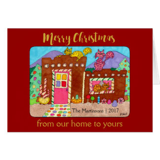 Katten & LuxeKerstmis van het Huis van de Briefkaarten 0