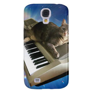 katten toetsenbord galaxy s4 hoesje