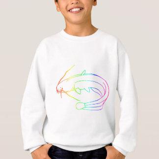 Katvis 2 van de regenboog trui