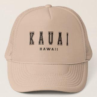 Kauai Hawaï Trucker Pet