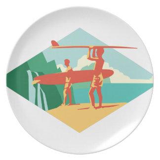 Kauai Surfers Borden