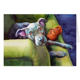 Kauw Schoen, Terrier op de Laag Briefkaarten 0