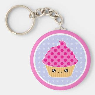 Kawaii Cupcake Keychain Sleutel Hanger