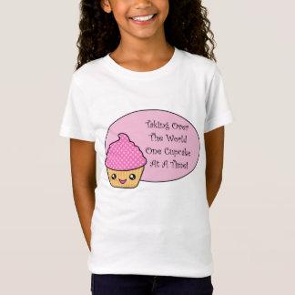 Kawaii Één Cupcake tegelijkertijd T Shirt